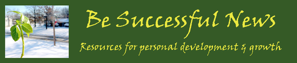 Be Successful News header image